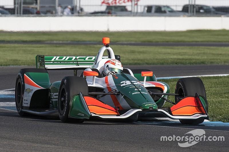Juncos inscribirá dos autos en IndyCar en 2019