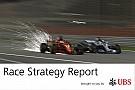 Report strategie: la Mercedes ha provato a giocare con Vettel?