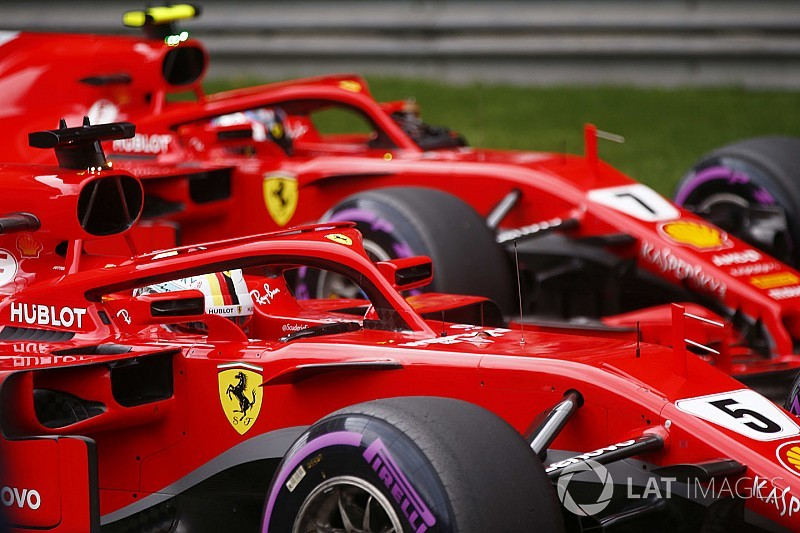 Ferrari Already Backing Vettel Over Raikkonen Symonds