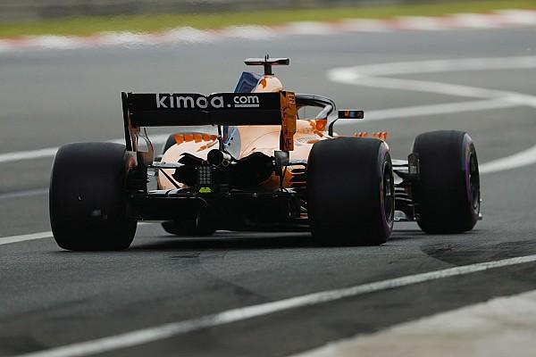 Alonso klagt: McLaren auf Geraden immer noch zu langsam