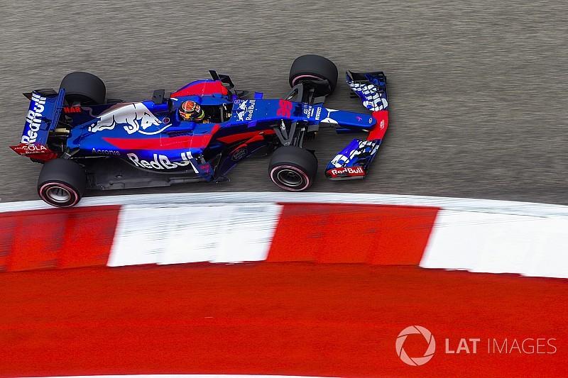 Brendon Hartley agradece por la oportunidad en la F1
