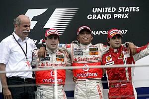 Колишній механік McLaren: У 2007-му вони хотіли перемоги Хемілтона
