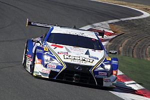 Super GT Breaking news Lexus now behind Nissan and Honda, fears Cassidy