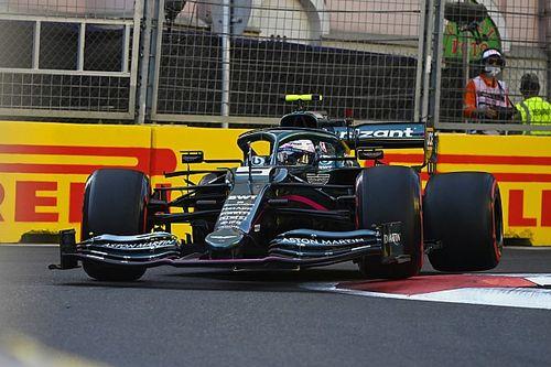 Aston Martin heeft nabesprekingen veranderd sinds komst Vettel