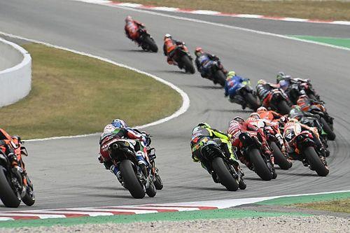 Положение в общем зачете MotoGP после Гран При Германии