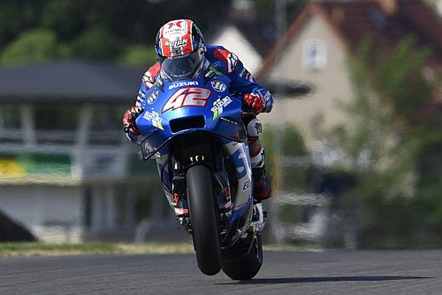 """Rins angry with """"disaster"""" MotoGP traffic situation in Germany"""