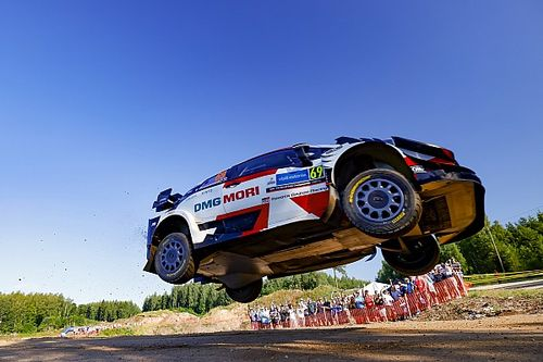 WRCエストニア:カッレ・ロバンペラが最年少優勝果たす。タイトル争いはオジェが変わらずリード