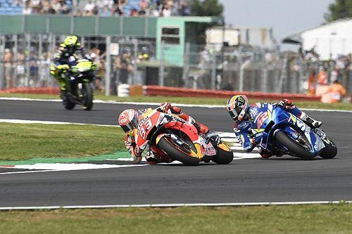 Маркес обновляет рекорды. Интересная статистика Гран При Великобритании