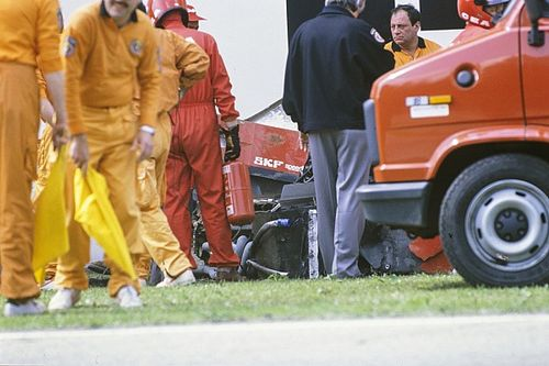 The lessons F1 learned from Berger's fiery Imola crash