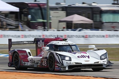 IMSAセブリング12時間:波乱&僅差のレースを5号車キャデラック制す。小林可夢偉組は7位