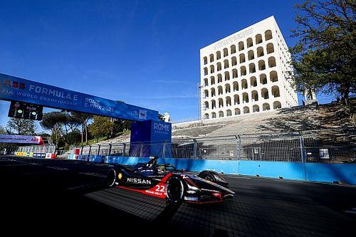 Formula E: Vandoorne firma la prima pole del weekend di Roma