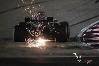 Расселл наставил синяков, а Боттас сломал днище. Как пилоты Mercedes провели пятницу