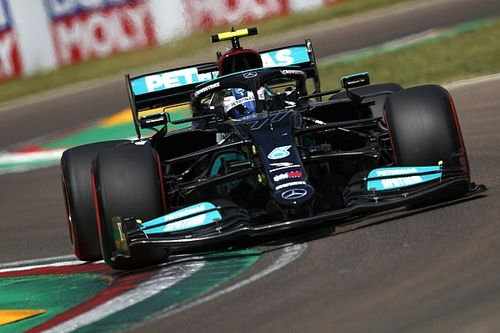 "Bottas: Imola F1 crash with Russell ""clearly his mistake"""