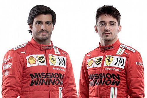 La Scuderia Ferrari a lancé sa saison 2021