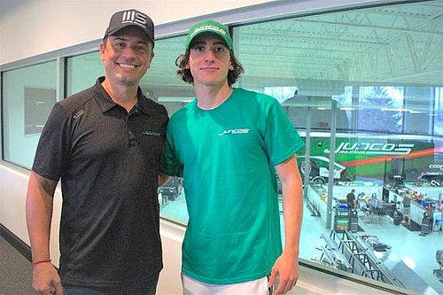 Sulaiman joins Juncos Racing's IP2000 attack