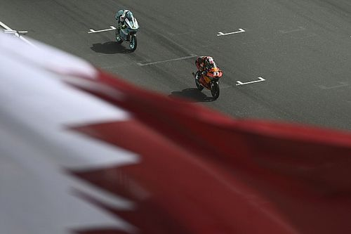 Seven riders hit with pitlane starts for Moto3 Doha GP