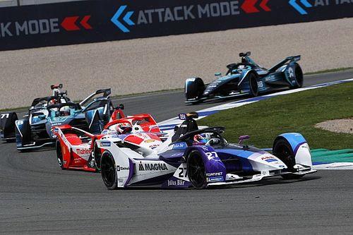 フォーミュラE第6戦バレンシアePrix決勝:我慢のレースをデニスが制する。ロッテラーが2位獲得