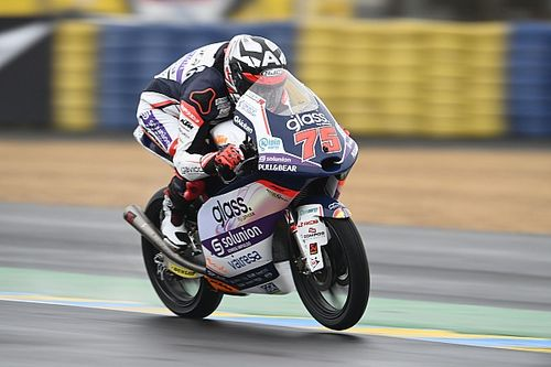 Moto3 points leader Arenas to make Moto2 step in 2021