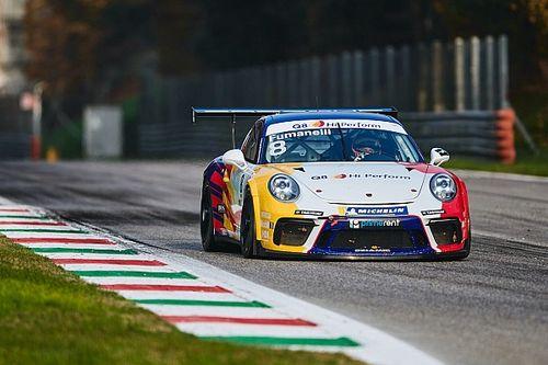 Carrera Cup Italia, Monza: Fumanelli alza il tiro nelle libere