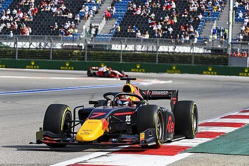 Tsunoda czeka na debiut w Formule 1
