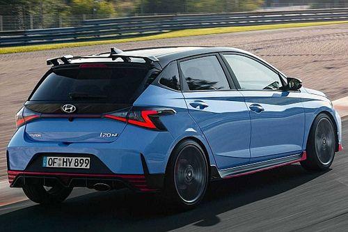 204 beygir gücündeki Hyundai i20 N tanıtıldı!