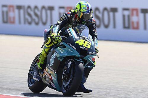 Rossi está ansioso por comparar su trabajo con Dovizioso
