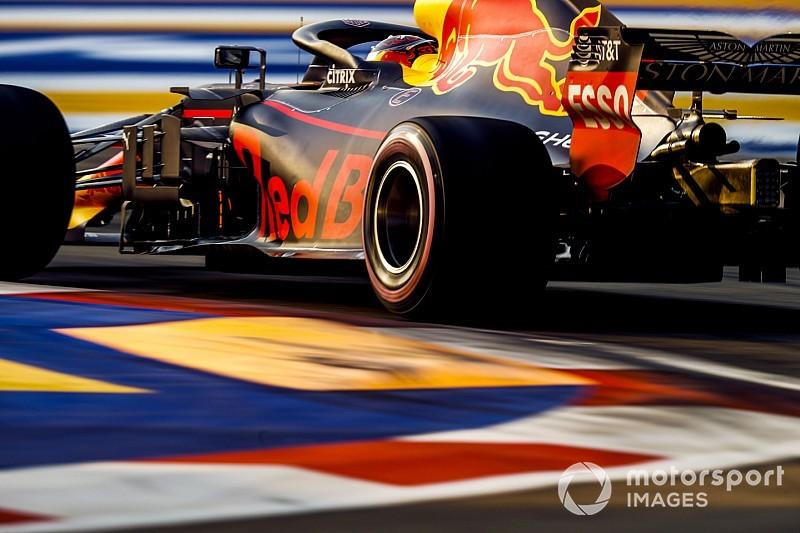 La Red Bull potrebbe tornare alla Spec B della power unit Renault in Russia