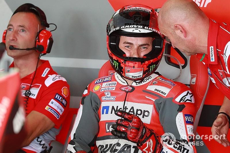 Lorenzo doorstaat medische keuring voor Japanse GP