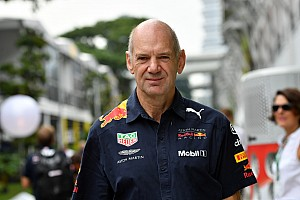 Red Bull avisa: Newey vuelve a estar