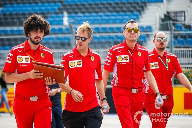 Vettel: Kalan altı yarışı da kazanabilecek güçteyiz