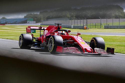 Vettel ve Leclerc, ikinci Silverstone yarışı hakkında iyimser