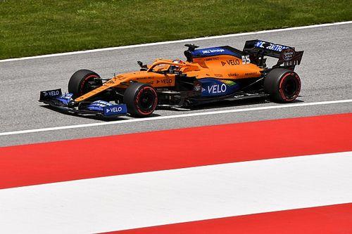 "Sainz, 8º: ""Ha sido un alivio, en carrera podemos atacar"""