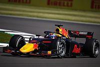 Silverstone F2: Tsunoda leads Carlin 1-2 in practice