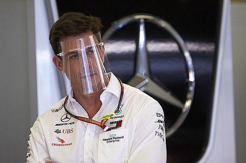 """Mercedes CEO ontkent vete Wolff: """"Toto en ik zijn heel close"""""""