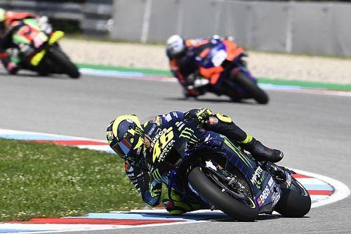 Rossi verwacht dat KTM rol gaat spelen in de MotoGP-titelstrijd