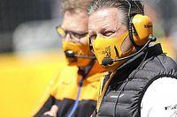 """McLaren : """"Les mauvaises nouvelles sont derrière nous"""""""