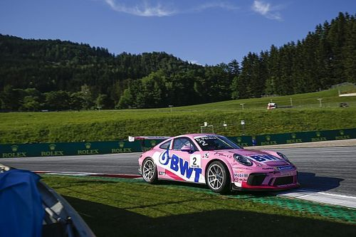 Porsche Supercup, Stiria: Dylan Pereira senza rivali
