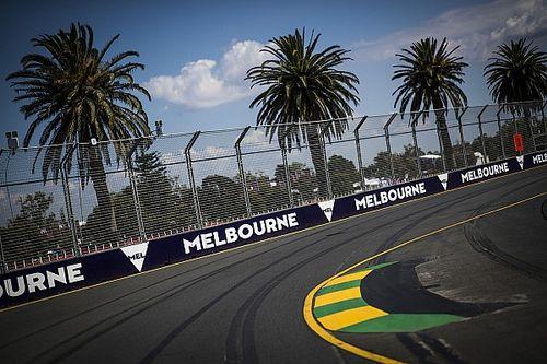 Melbourne explique les modifications apportées à son tracé