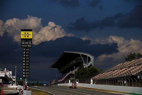 Die aktuelle Wetterprognose für das Rennen in Barcelona