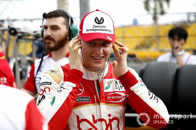 Schumacher on