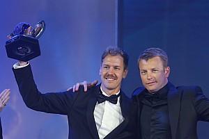 Vettel mit Schnauzer bei FIA-Gala: 2018 zu oft