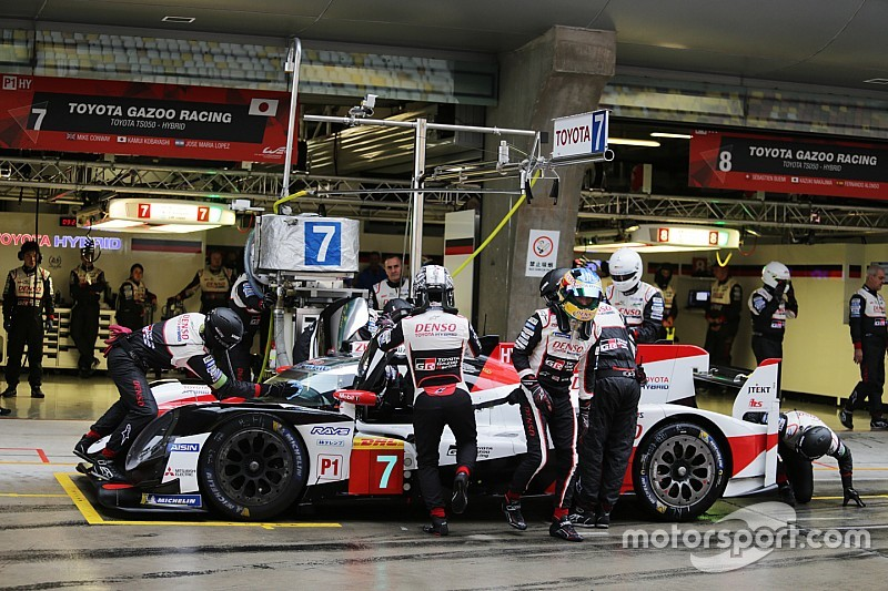 WEC makes tyre change rules U-turn for 2019/20
