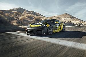 In beeld: Porsche introduceert nieuwe 718 Cayman GT4 Clubsport
