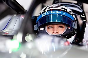 Carmen Jordá entra en el programa de pilotos del Nissan e.dams de Fórmula E