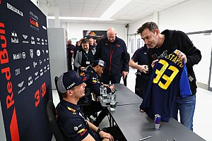 Verstappen egyes versenyzőket nem akart a Red Bullnál látni?