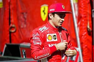 Vettel no espera tener problemas con Leclerc