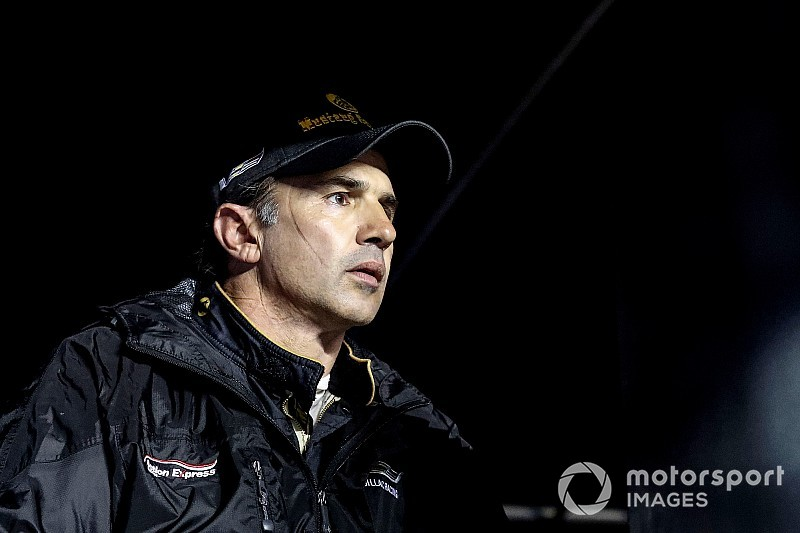"Fittipaldi feels ""peace"" after tough final Rolex 24"