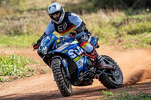 Watch This Dude Tackle The Baja 500 Portalegre On A Gixxer