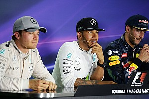 Formula 1 Press conference Hungarian GP: Post-race press conference