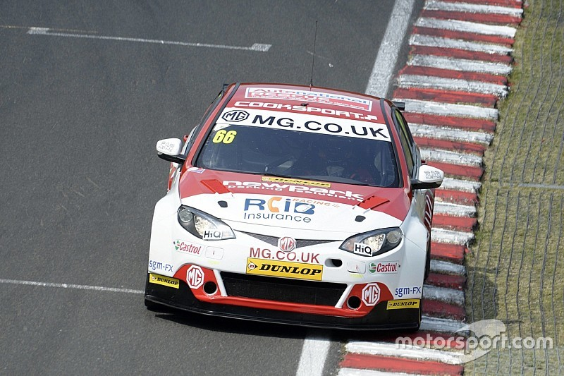 Cook announces Triple Eight MG exit
